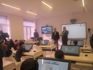 G. Kasparov presents The New chess programm for kids