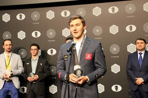 Karjakin on his Candidates Tournament triumph