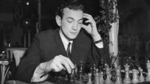 Chess grandmaster Viktor Korchnoi