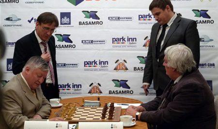 Karpov vs. Timman (2016): a four-game match