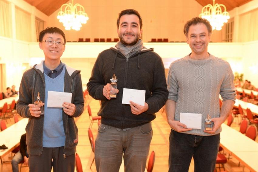 Eltaj Safarli wins Chess Festival Basel 2017