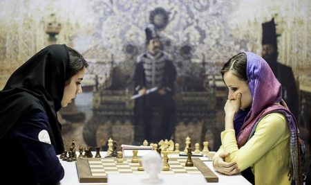 Tehran WWCh Round 2: Sopiko Guramishvili's heart-stopping victory