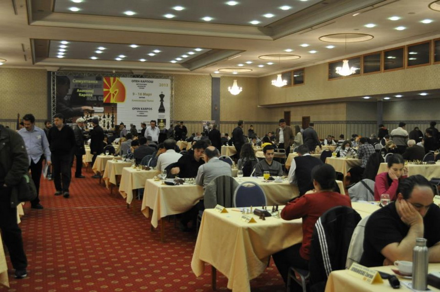 Karpos Chess Tournament 2016