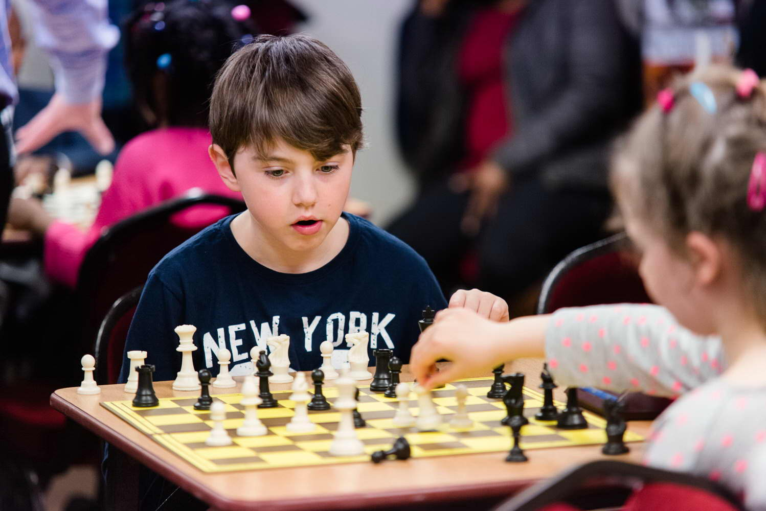 Chess Rising Stars London Academy 3