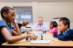 Chess Rising Stars London Academy lesson 1