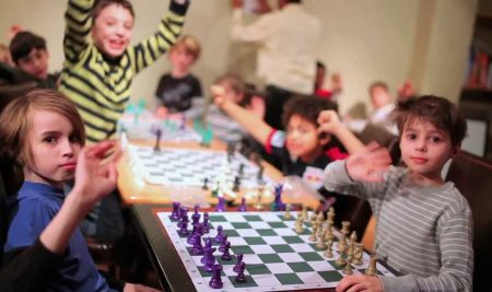 London Chess and Education Conference 2016