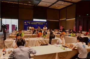 Shanghai leads in Chinese Chess League