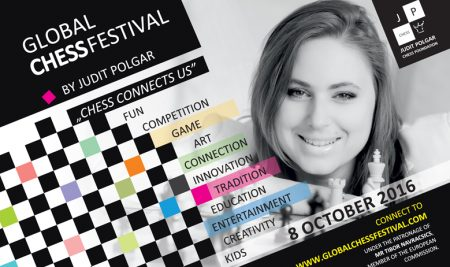 Global Chess Festival with the Polgars