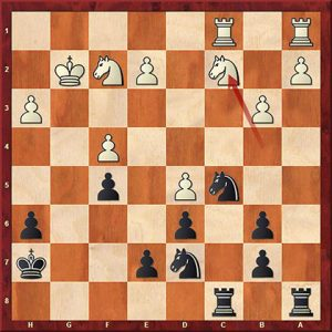 Karpov vs. Timman (2016): a four-game match At the same time as the tournament, a four-game match between Anatoly Karpov and Jan Timman had been scheduled. Both had played 99 games against each other until then. This was the fourth instance when the age-old rivals were duking it out in a match. While the first two games ended in draws, an oversight by Karpov cost him the third game.