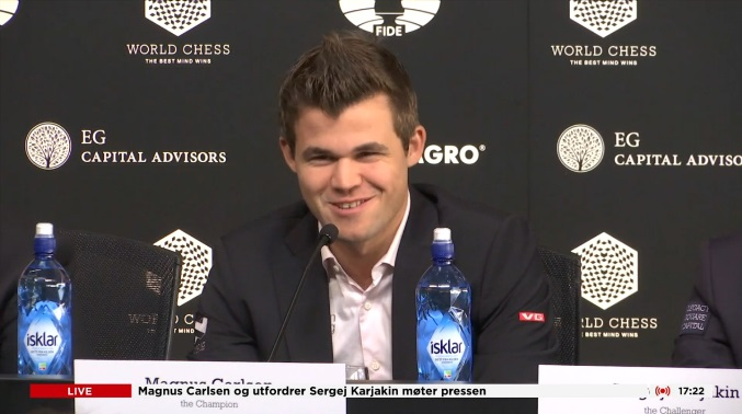carlsen-flashed-a-huge-smile-as-he-refuted-the-claim-that-both-players-in-the-match-were-26-he-still-has-a-few-weeks-to-go