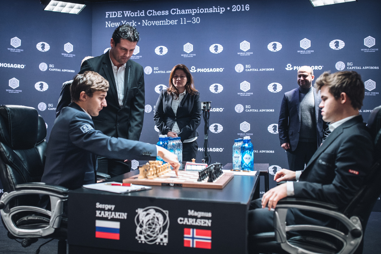 magnus-carlsen-the-world-champion-from-norway-and-sergey-karjakin-the-russian-challenger