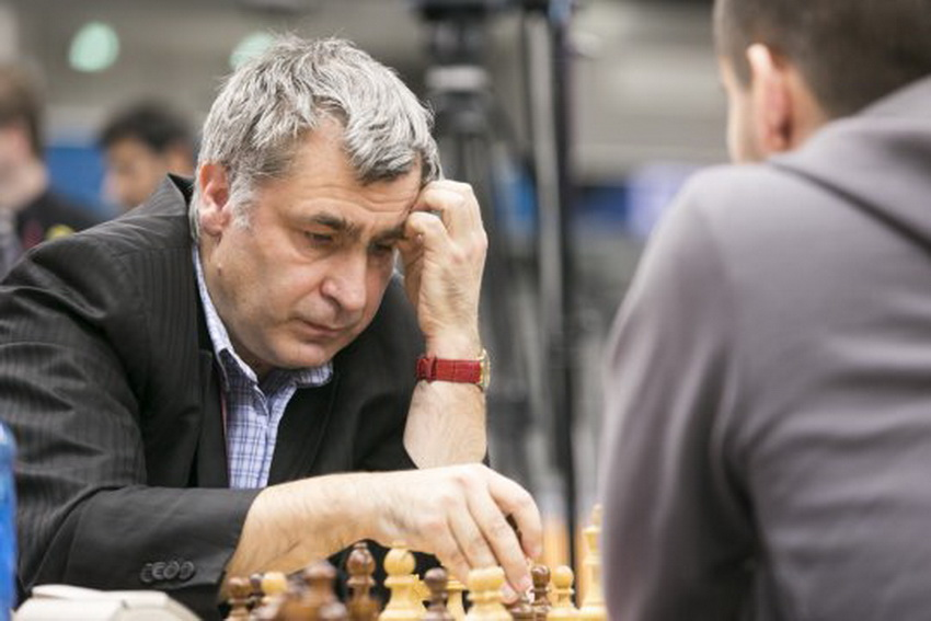 Vassily Ivanchuk is new World Champion in Rapid Chess