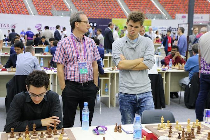 World #1 and #2 Magnus Carlsen and Fabiano Caruana are among the grandmasters who have signed up for the PRO Chess League