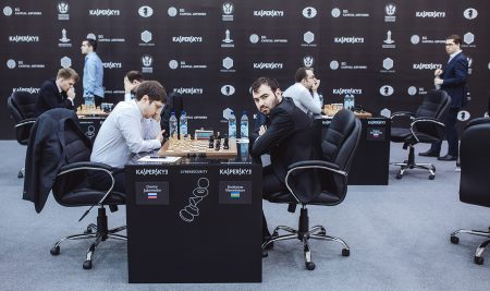 Sharjah FIDE World Chess Grand Prix 2017: No Change at the Top