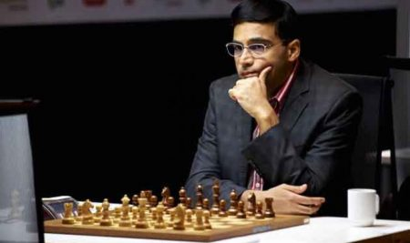 The Indian chess legend Anand on evolution of chess