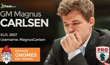 Carlsen To Face So In Sunday's PRO Chess League Final