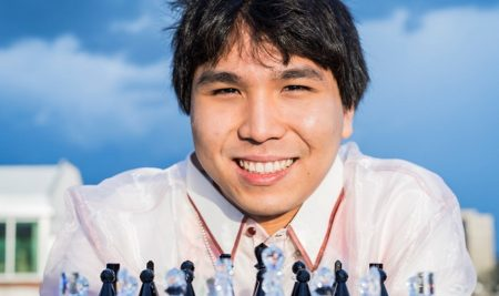 Chess Grandmaster Wesley So is the 2017 US Champion
