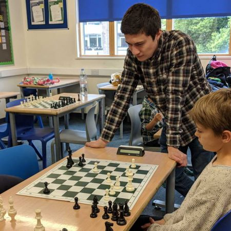 Chess in School