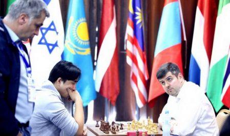 Tbilisi World Cup 4.1: Ivanchuk & Fedoseev strike