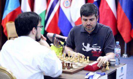 Tbilisi World Cup QF Tiebreaks