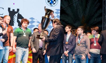 Globus & Batumi are Euro Club Cup Champs