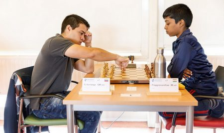 12-year-old boy grabs 1st GM norm at World Junior Championship