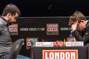 Nepomniachtchi VS Carlsen