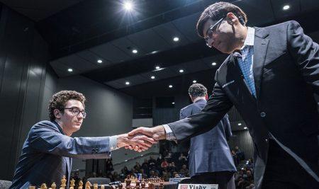 London Classic 5: Fabiano Caruana broke the draw streak