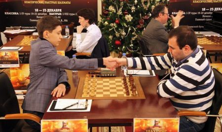 Nutcracker Generation Tournament in Moscow 2017