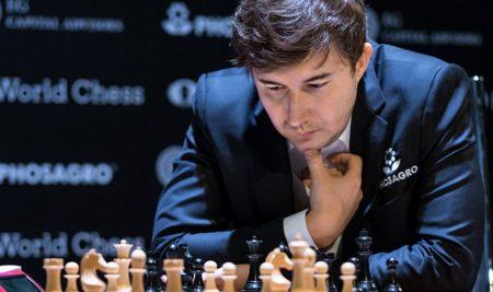 Sergey Karjakin is back for a rematch against Magnus Carlsen