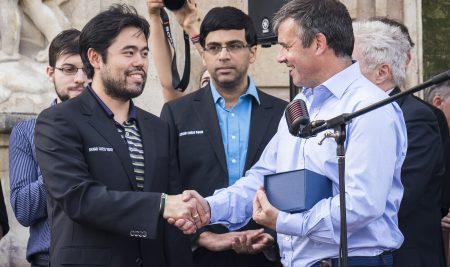 Nakamura wins Paris Grand Chess Tour
