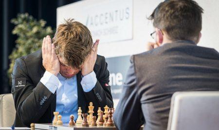 Biel R7: Carlsen 0.5 – 0.5 Vachier-Lagrave
