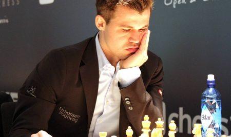 Magnus Carlsen Chess Tour 2020