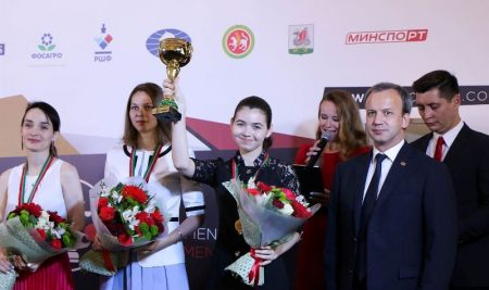 FIDE Candidates Tournament Winners
