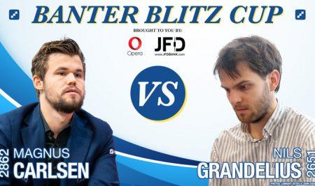 Banter Blitz Cup quarterfinals begin