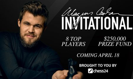 Magnus Carlsen launches online chess super-tournament