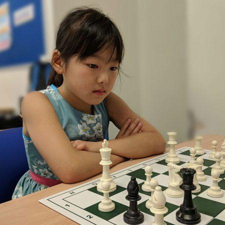 Chess For Girls ONLINE