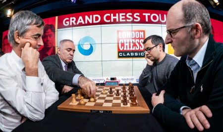 London Chess Classic's Pro-Biz Cup tournament brings England's leading players together